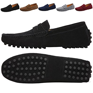 Men/'s Dress Casual Loafers For Men Slip On Driving Loafers Shoes Walking Shoes